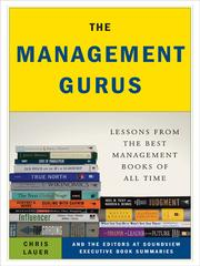 Cover of: The Management Gurus |