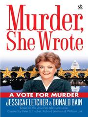 Cover of: A Vote for Murder |