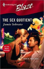 Cover of: The Sex Quotient |