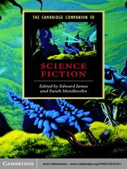 Cover of: The Cambridge Companion to Science Fiction | Edward James