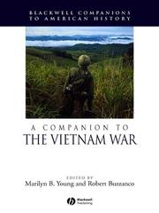 Cover of: A Companion to the Vietnam War