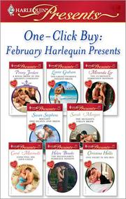 Cover of: One-Click Buy: February Harlequin Presents |