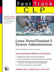 Cover of: CLP Fast Track |