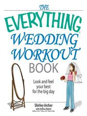 Cover of: The Everything Wedding Workout Book |