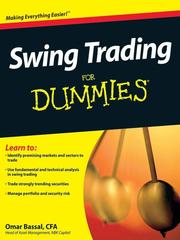 Cover of: Swing Trading For Dummies® |