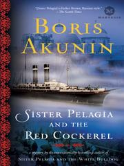 Cover of: Sister Pelagia and the Red Cockerel |