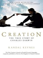Cover of: Creation (Movie Tie-In) |
