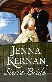 Cover of: Sierra Bride |