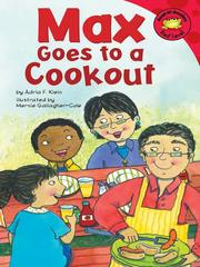 Cover of: Max Goes to a Cookout |
