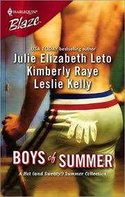 Cover of: Boys of Summer |