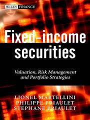 Cover of: Fixed-Income Securities |