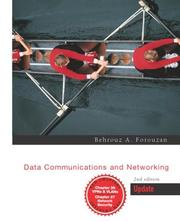 Cover of: Data Communications and Networking 2/e Update | Behrouz A. Forouzan