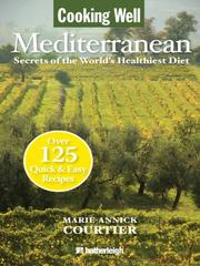 Cover of: Mediterranean |