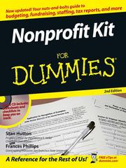 Nonprofit Kit For Dummies