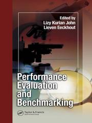 Cover of: Performance Evaluation and Benchmarking
