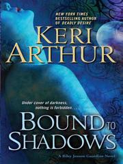 Cover of: Bound to Shadows |