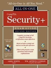 Cover of: CompTIA Security+TM All-in-One Exam Guide |