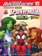 Cover of: Marvel Adventures Super Heroes |
