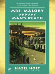 Cover of: Mrs. Malory and Any Man