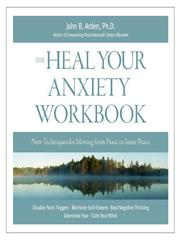 Cover of: The Heal Your Anxiety Workbook |