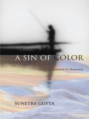 Cover of: Sin of Color |