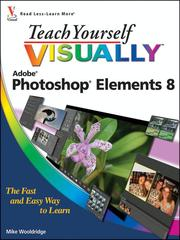 Cover of: Teach Yourself VISUALLY Photoshop Elements 8 |