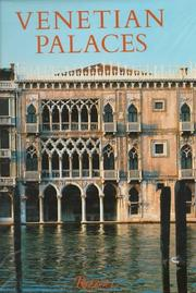 Cover of: Venetian palaces