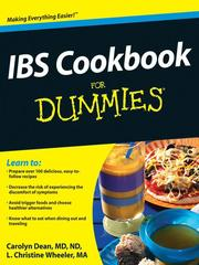 Cover of: IBS Cookbook For Dummies |