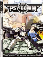 Cover of: PSY-COMM, Volume 1 |
