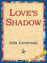 Cover of: Love's Shadow |