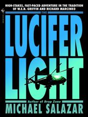 Cover of: The Lucifer Light | Michael Salazar