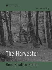 Cover of: The Harvester |