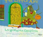 Cover of: The little ant = | Michael Rose Ramirez