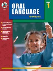 Cover of: Oral Language for Daily Use, Grade 1 |