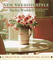 Cover of: New Swedish style