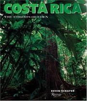 Cover of: Costa Rica | Kevin Schafer