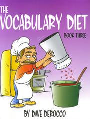 Cover of: The Vocabulary Diet: Book Three |