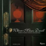 Cover of: Where muses dwell