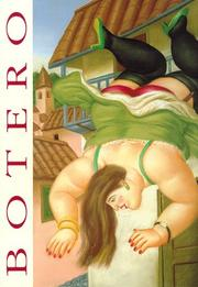 Cover of: Botero