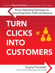 Cover of: Turn Clicks Into Customers |