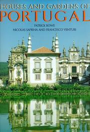 Cover of: Houses and gardens of Portugal