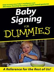 Cover of: Baby Signing For Dummies