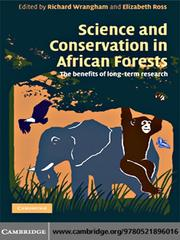 Cover of: Science and Conservation in African Forests |