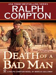 Cover of: Ralph Compton Death of a Bad Man |