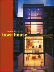 Cover of: The new American town house