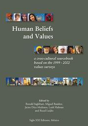Cover of: Human beliefs and values