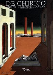 Cover of: De Chirico and the Mediterranean