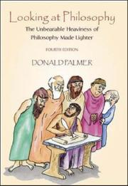Cover of: Looking At Philosophy | Donald Palmer