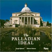 Cover of: The Palladian ideal