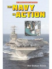 Cover of: The Navy in Action |